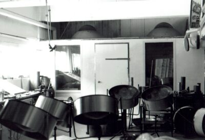 Werkstatt 1998 PANArt Hangbau SA
