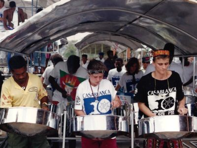 Steelband 1991 PANArt Hang Manufacturing Ltd.