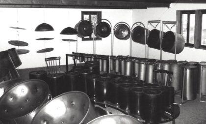 Pang-instrumentes PANArt Hangbau SA