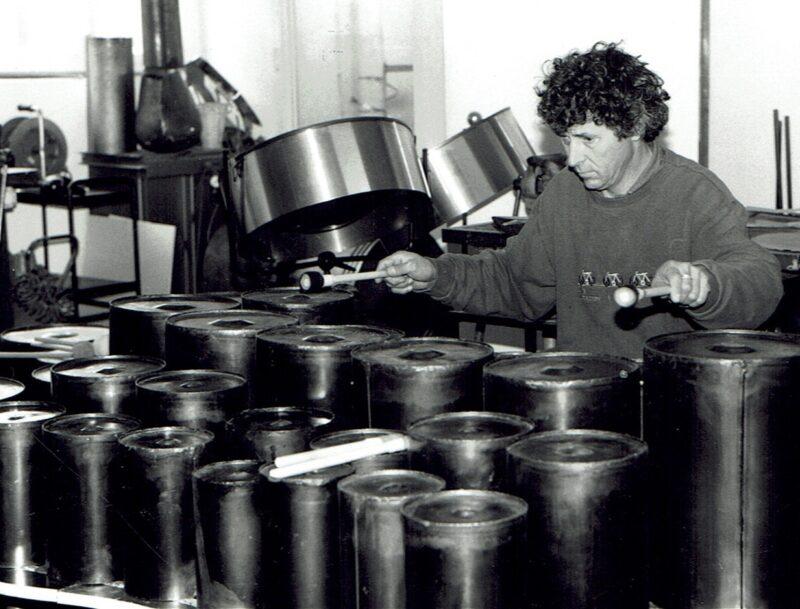 1998 Hanghaus Tubal 2 3 Oktaven PANArt Hangbau AG