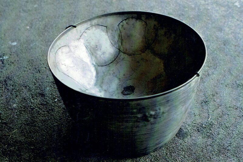 Konischer Mantel Aluminium PANArt Hangbau AG