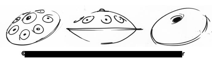 Zeichnungen DING GU ELIPSE PANArt Hangbau SA